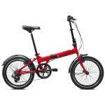 Bicicleta Dobrável Durban BAY PRO Aro 20 7 Vel.