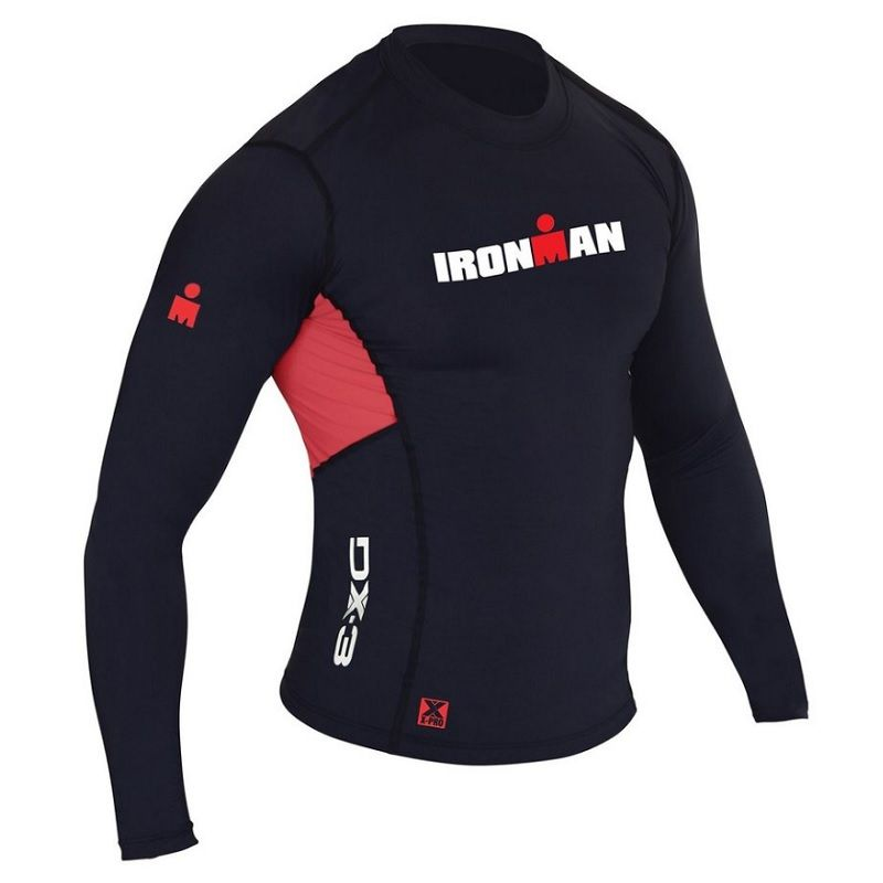 fdbefc09af Camisa DX-3 X-Pro IRONMAN ML na Via Expressa Bike