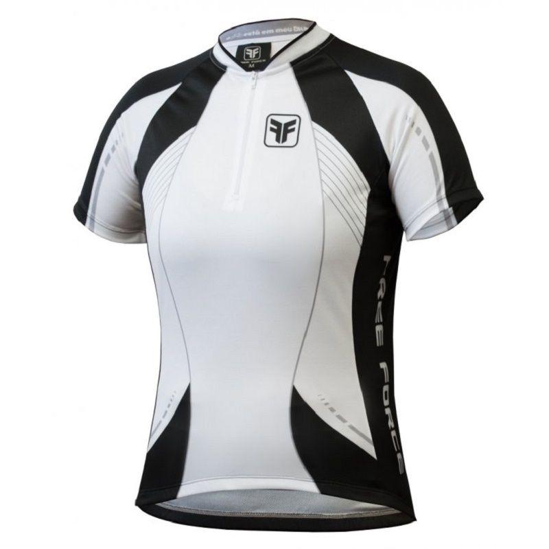 cacaf24db1409 Camisa Free Force Aurora Feminina na Via Expressa Bike