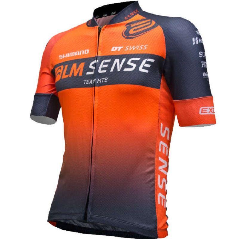 64d6bc577e706 Camisa Sense Active ASW Réplica Team 17 na Via Expressa Bike