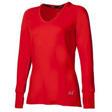 Camiseta 361º Quik Thermal Lux Hoody Feminina ML