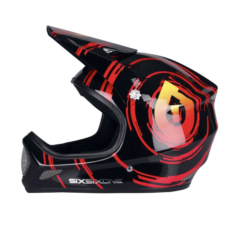 cb64cb7a6 Capacete Six Six One MTB Evolution Inspiral