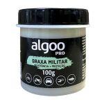 Graxa Militar Algoo Pro 100g - Resistência e Proteção