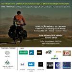 Ingresso: CAROL EMBOAVA - A história de uma mulher que viajou 18.000 Km de bike pela América do Sul