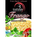 Refeição LioFoods Frango Desfiado com Salsa
