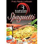 ZRefeição LioFoods Spaguetti com Legumes