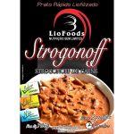 Refeição LioFoods Strogonoff de Carne