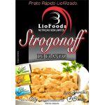 Refeição LioFoods Strogonoff de Frango