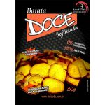 Snack LioFoods Batata Doce