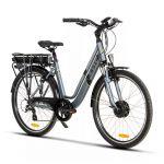 Bicicleta Elétrica Sense Breeze 2019 Aro 26