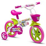 Bicicleta Infantil Nathor Honey Aro 12
