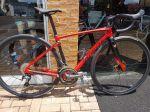 """Bicicleta Specialized Roubaix Carbon 2017/18 - Seminova - Vermelha - Tamanho 48"""""""