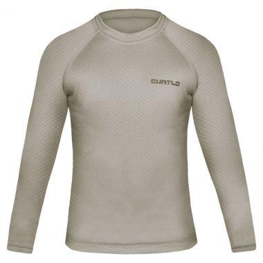 Blusa Segunda Pele Curtlo T-Shirt ThermoSkin ML