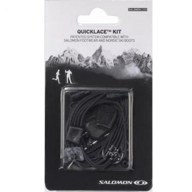 Cadarço Salomon Quicklace Kit