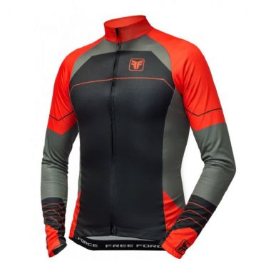 Camisa Free Force Flat ML