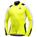 Camisa Free Force Slayer ML - Amarelo Flúor com Preto e Branco - XGGG