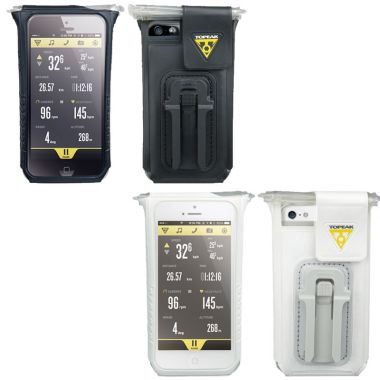 Estojo Impermeável c/ Suporte Topeak Drybag para iPhone 5