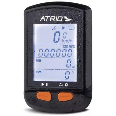 GPS Atrio Steel BI132 Bluetooth com Sensor de Cadência - Ciclismo