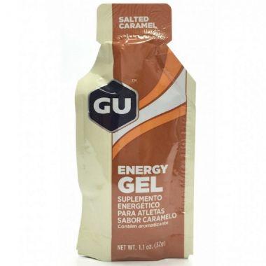 GU Energy Gel - Caramelo (24 saches)