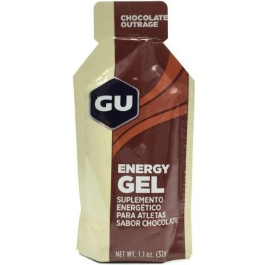 GU Energy Gel - Chocolate Belga (24 saches)