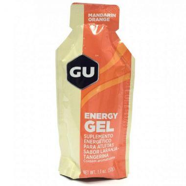 GU Energy Gel - Laranja Mandarim (1 sachê)