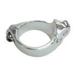 Kit 6 Peças Venzo (Guidão, Manopla, Canote, Mesa, Abraçadeira e Caixa)